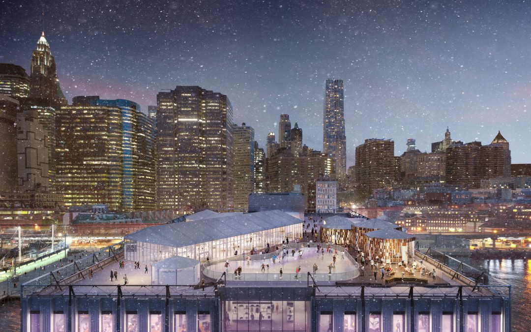 Winterland to Open at Seaport