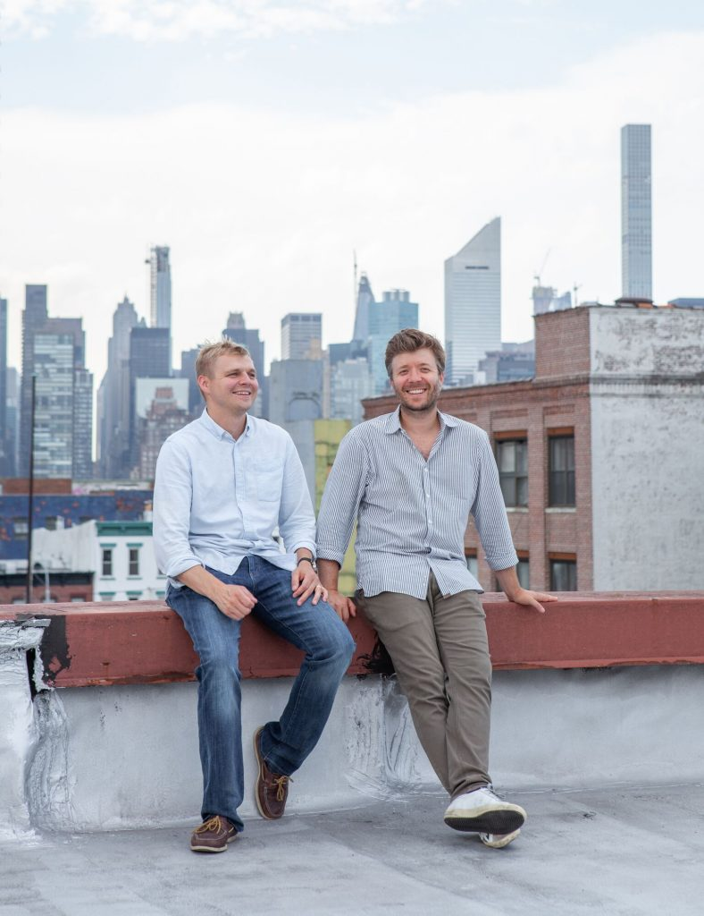 founders of Stickbulb Lights