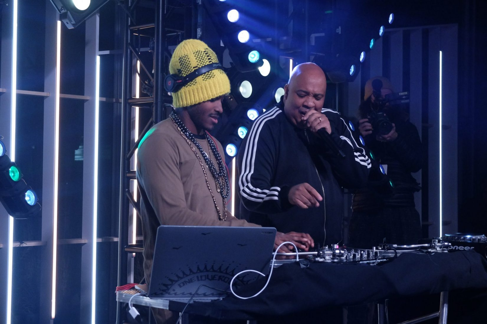 Breaking Ice with Rev Run & DJ Ruckus at the Seaport