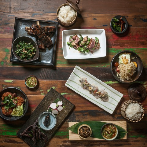 Send Your Tastebuds to Southeast Asia with a Private Party