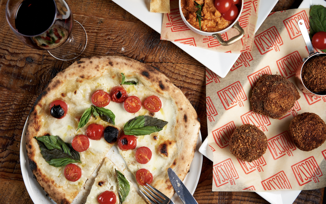 La Rossa Pizzeria Continues the Trend of Roman Cuisine in New York City