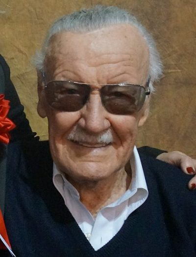 Stan Lee 2016