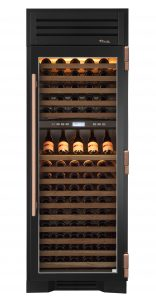 Dual Zone Wine Column