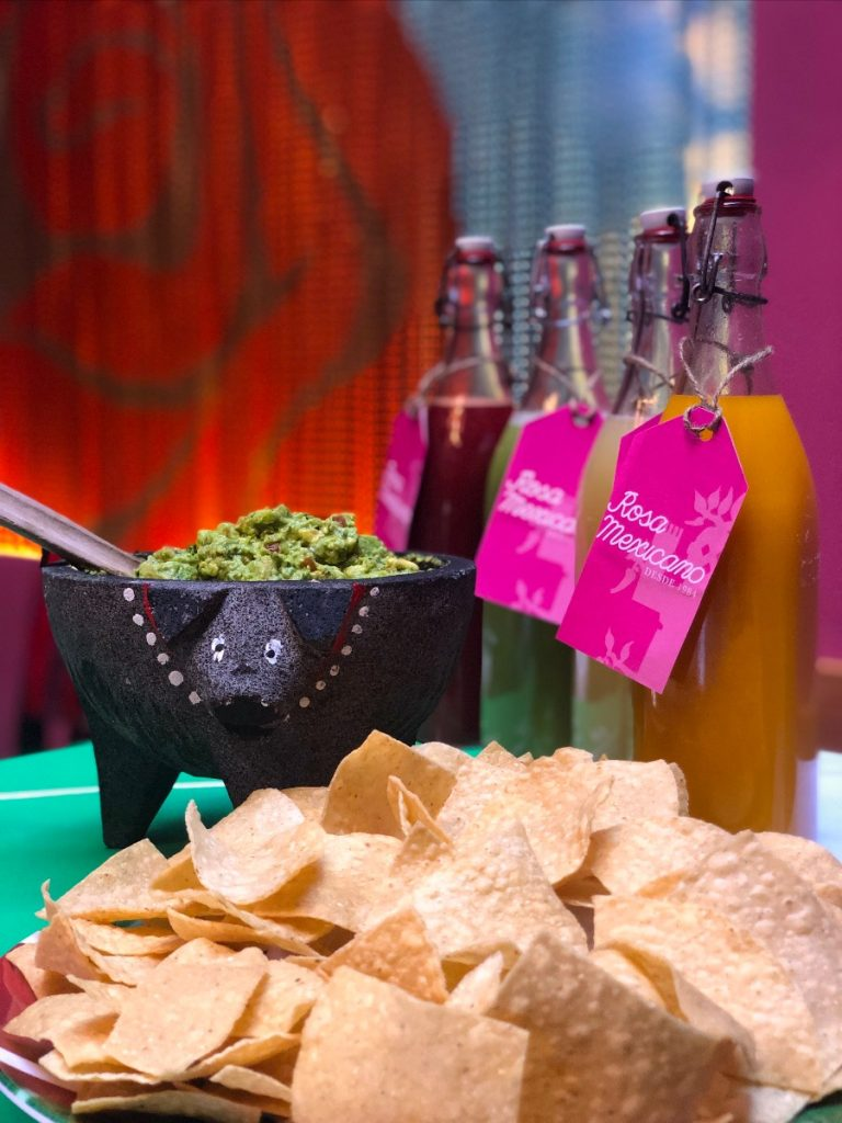 rosa mexicano super bowl
