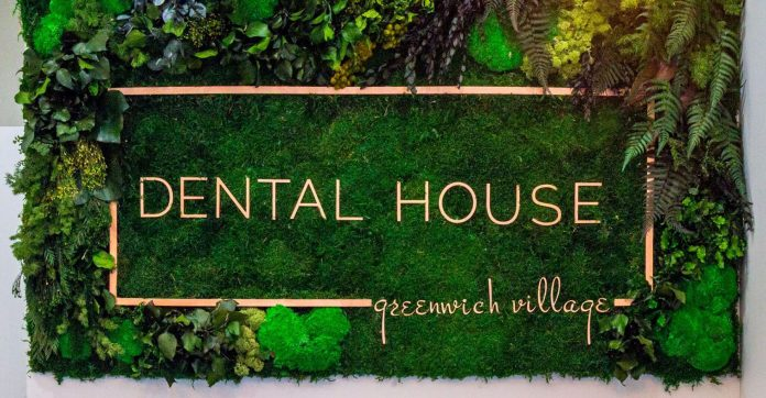 Dental House at Greenwich Village NYC