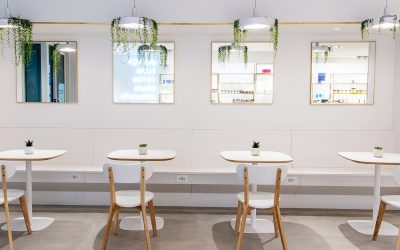 We Can't Wait for Clean Market to Bring Wellness Treatments Downtown to Brookfield Place