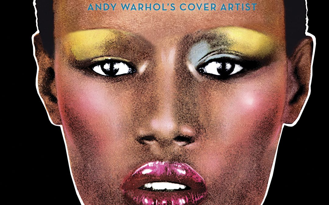 """Richard Bernstein Starmaker: Andy Warhol's Cover Artist"" From Rizzoli Stuns"