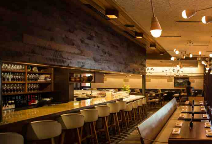 Uchi Dallas Lighting
