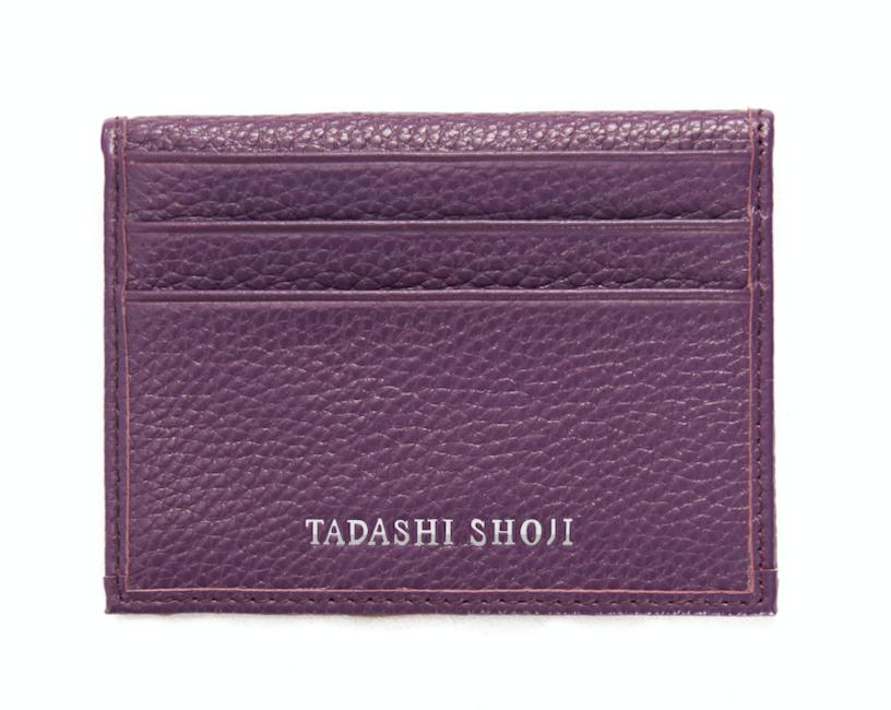 tadashi card holder front
