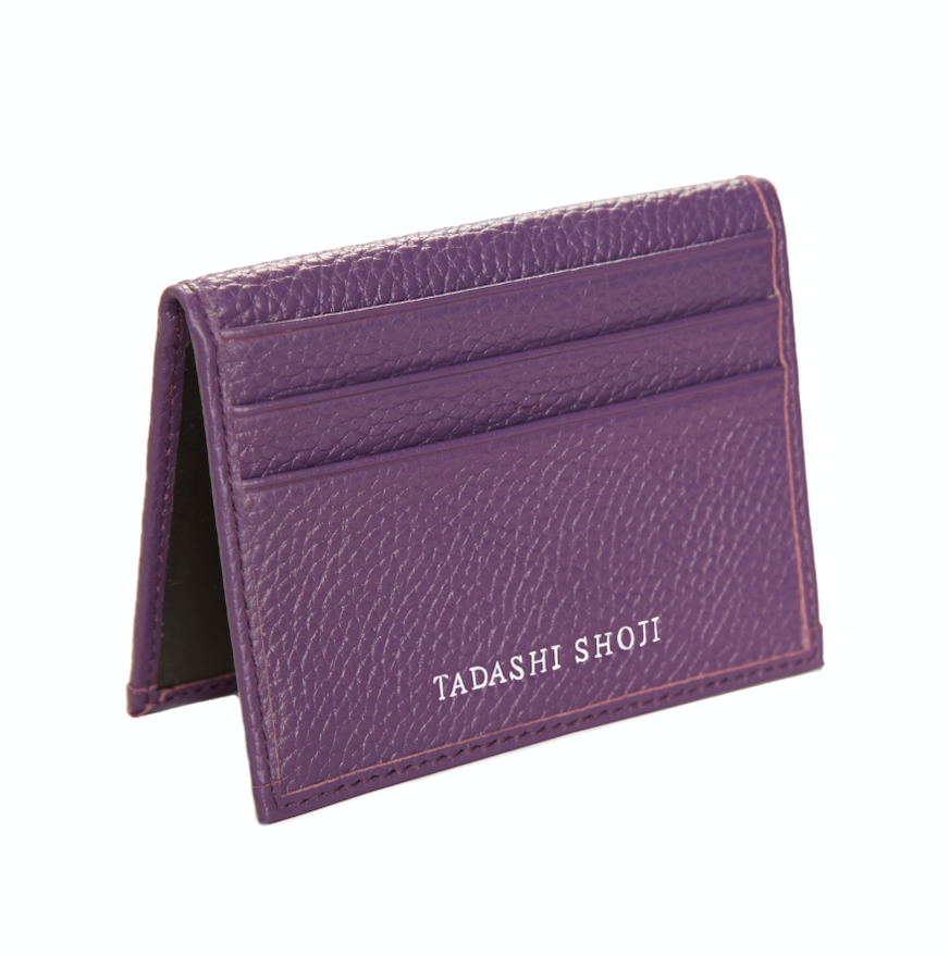 tadashi card holder side