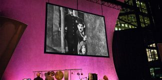Silent Films at Brookfield Place