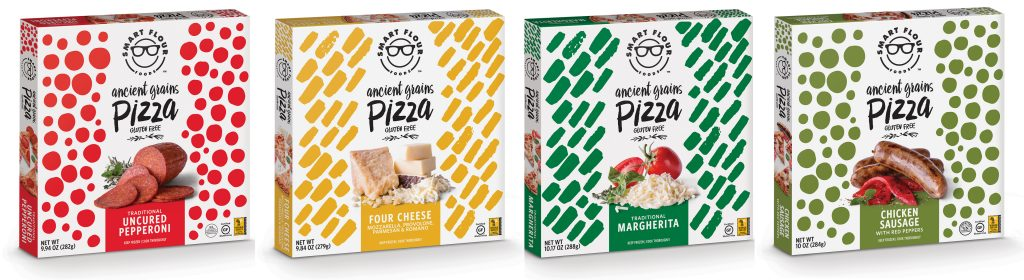 smart flour pizzas