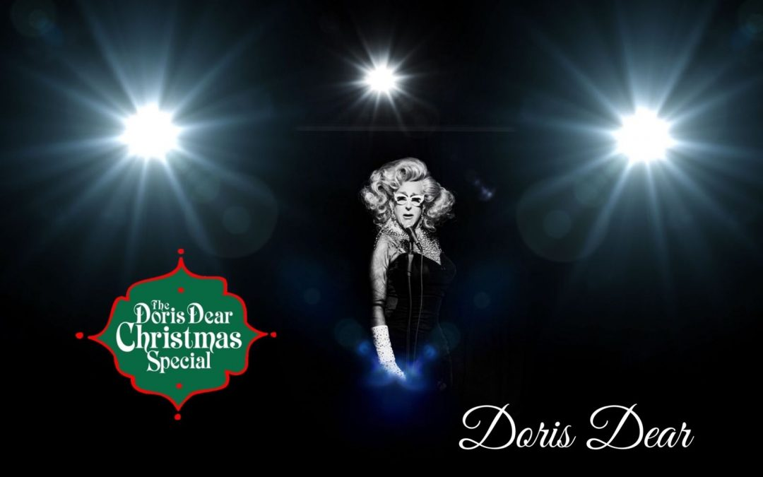 "It Was Whiskey Sours and Holiday Cheer at ""The Doris Dear Christmas Special"""