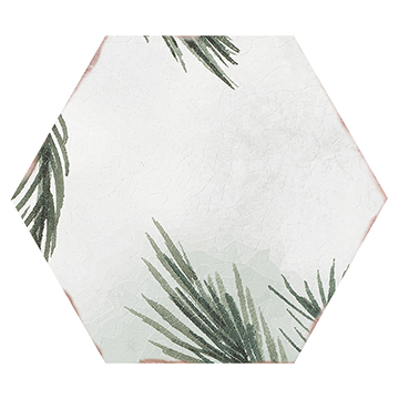 Casablanca Collection of tiles from Nemo Tile & Stone: Palm Trees.