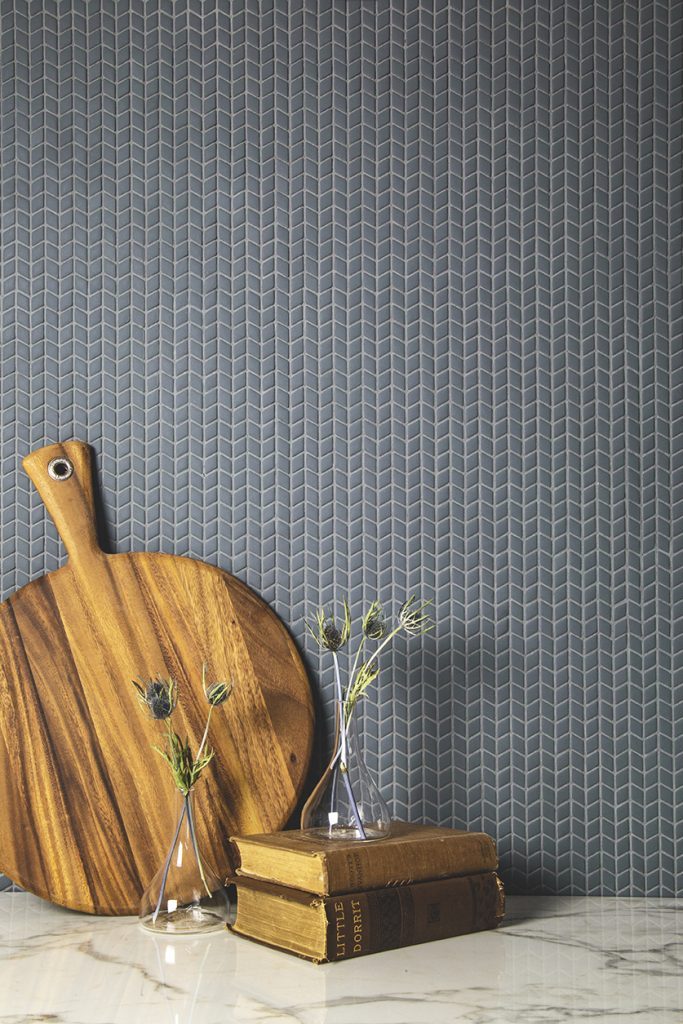 Tweed Tile from Nemo Tile & Stone's Fusion Collection.