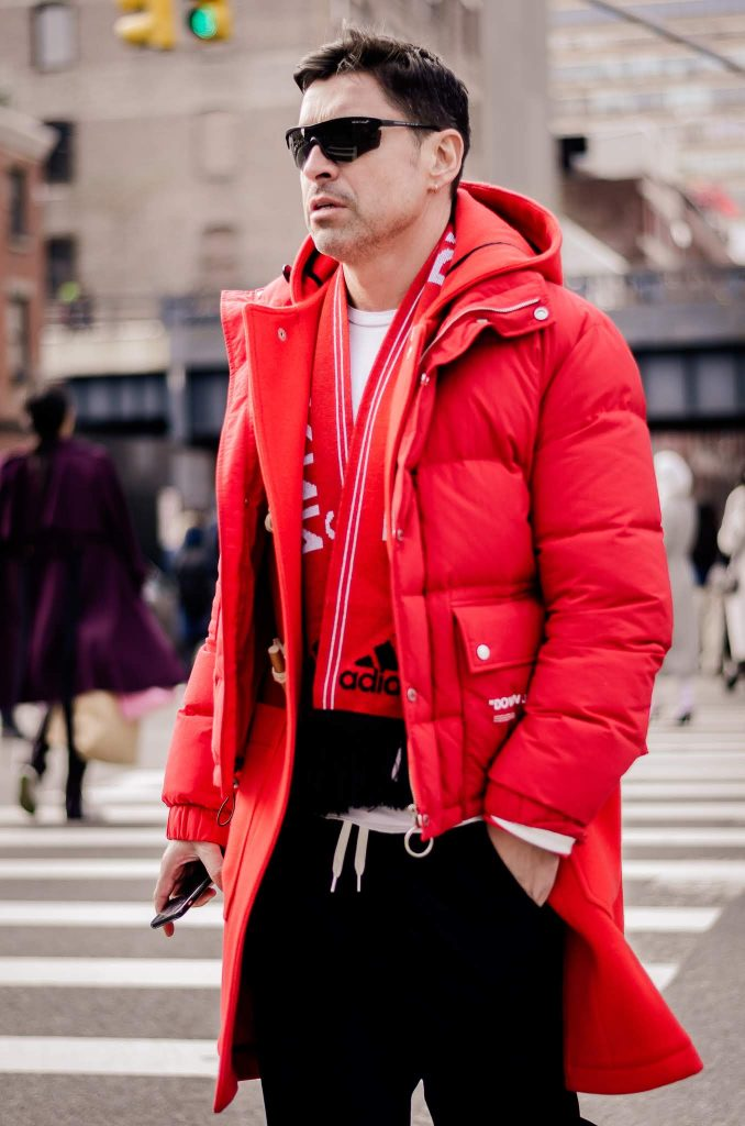 New York Fashion Week - Matthew Usukumah