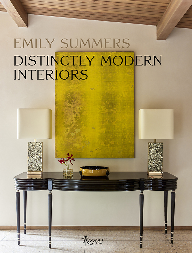 Emily Summers new book from Rizzoli.
