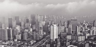 New York City Black and White