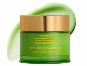Winter skin care mask