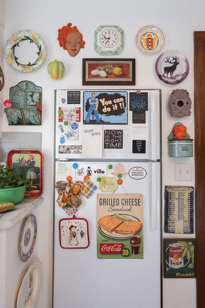 ©Vintage Living: Creating a Beautiful Home with Treasured Objects from the Past by Bob Richter, Rizzoli, 2019.  Photographs © Daniel Yund and/or Blake Drummond.