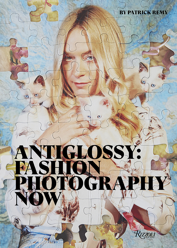 Fashion photography book: Antiglossy by Patrick Remy.