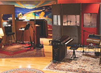 Electric Lady Studios, designed by John Storyk