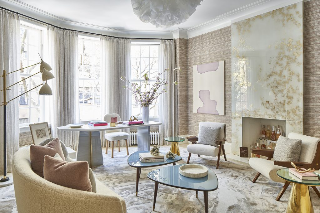 Design by Eve Robinson for the Kips Bay Show House; Photograph by Marco Ricca.