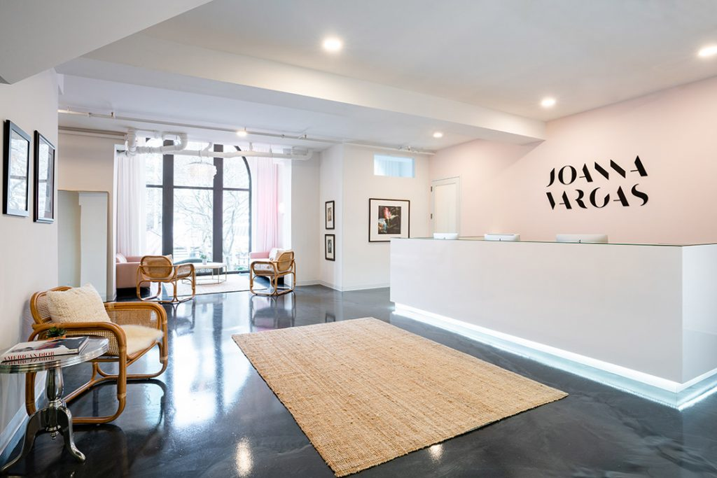 Joanna Vargas NYC Salon