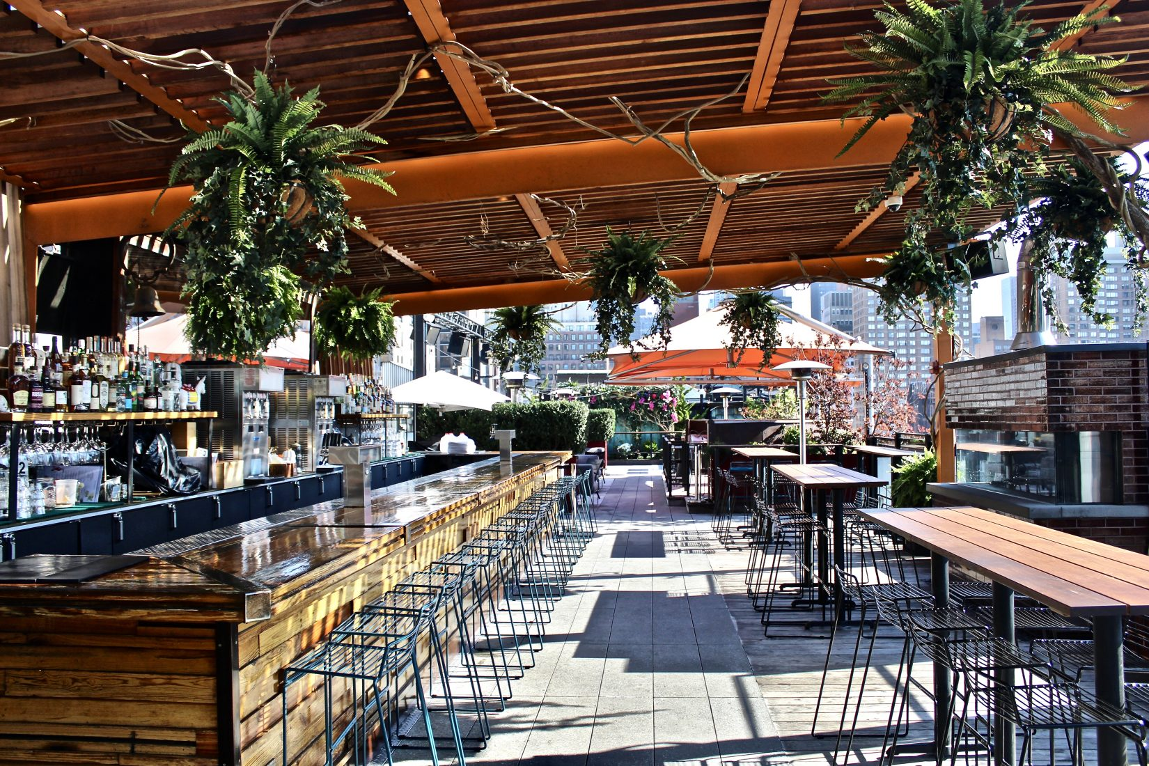 9 Rooftop Bars To Visit This Summer Downtown Magazine
