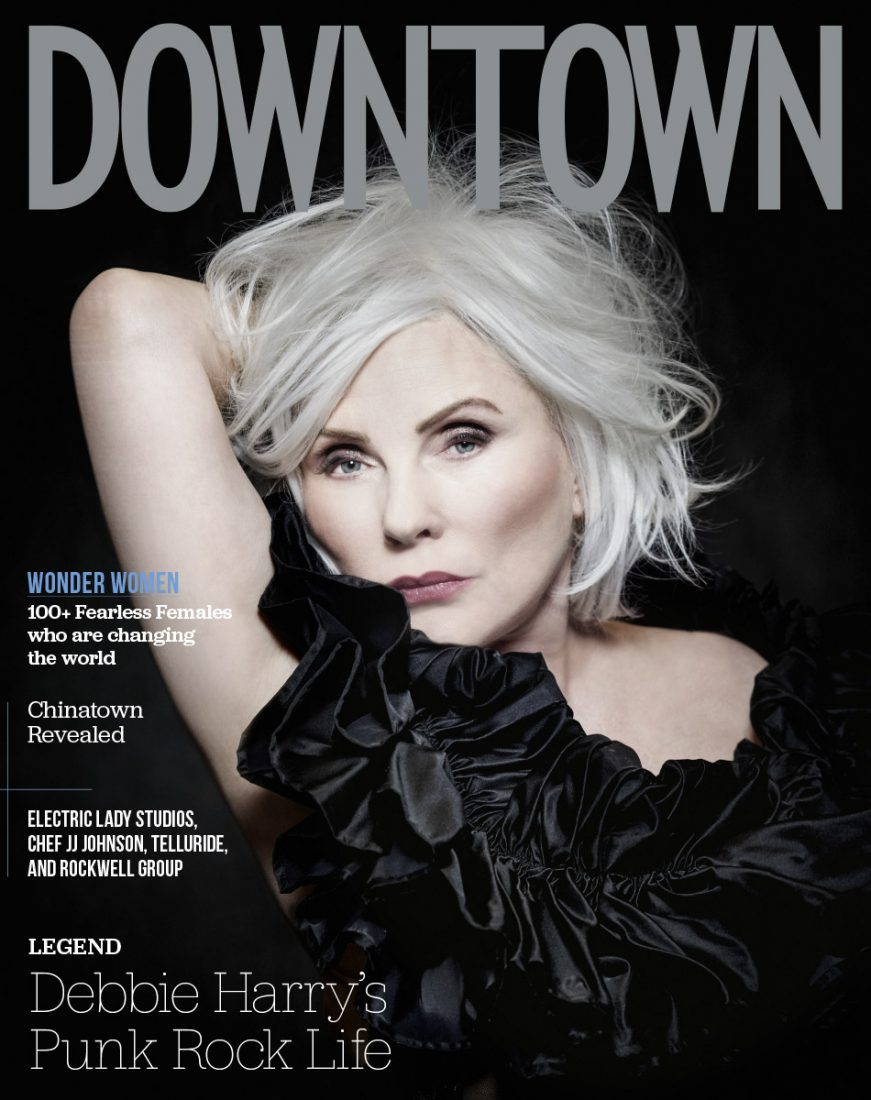 Downtown Magazine 2019 Late Winter Cover