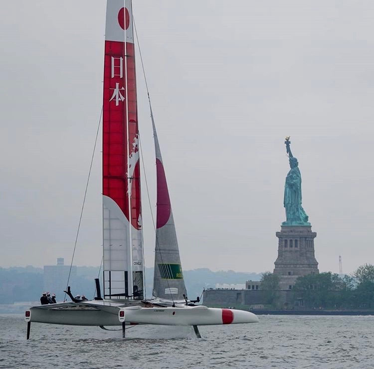 SailGP Final Day New York