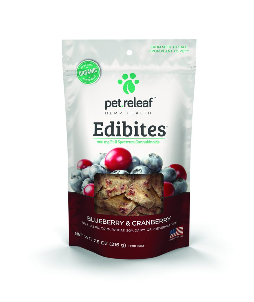 CBD Edibites from Elixinol