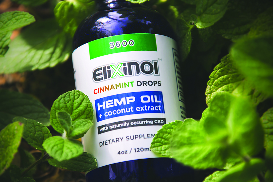 CBD from Elixinol