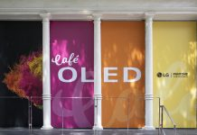 Cafe OLED in SoHo