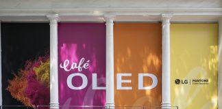 Cafe OLED in SoHo
