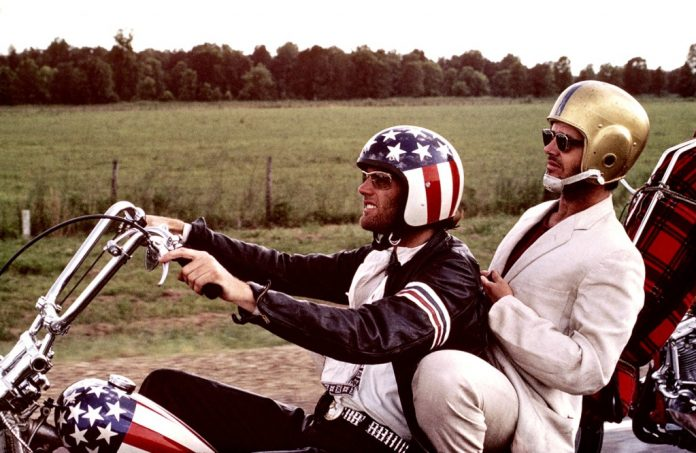 Easy Rider celebrates 50th with a screening at Radio City Music Hall