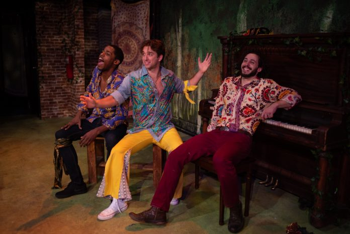 Review: 'Love's Labour's Lost' Wins Laughs in Hippie Lovefest