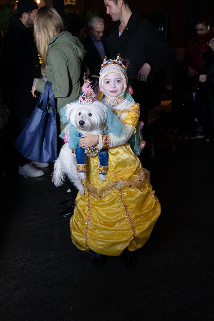 Check Out The Cutest Dog Costumes in All of NYC