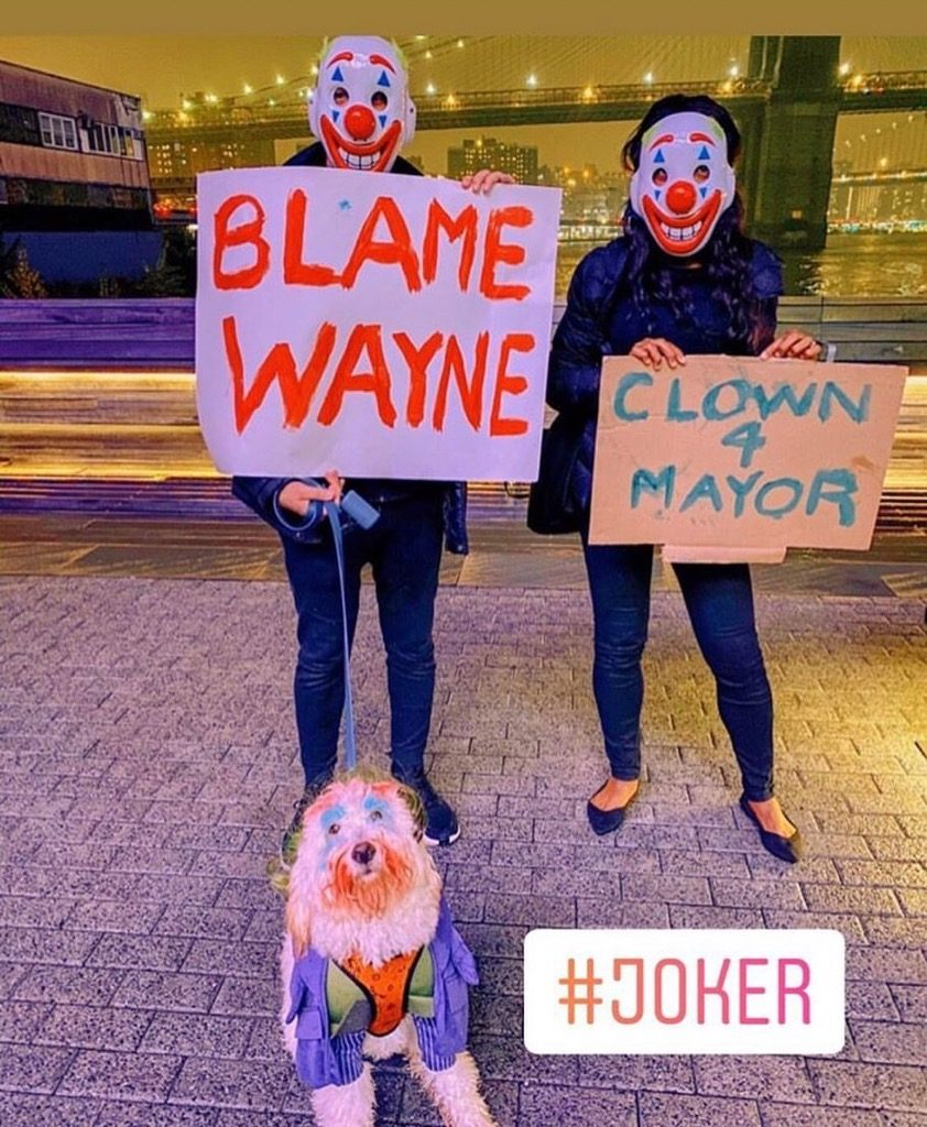 Joker Pup