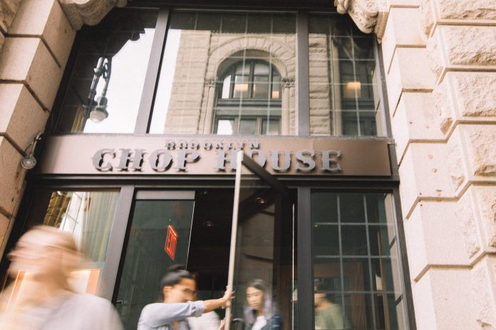 Brooklyn Chop House Celebrated its 1st First Year in FiDi