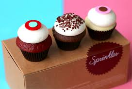 Holiday Cupcake Craze in Downtown NYC