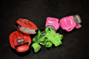 Pad Training: A Weapon of Wellness
