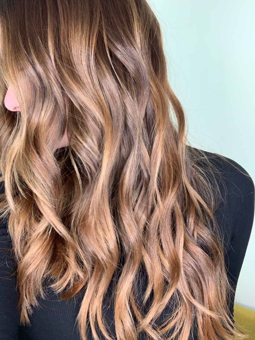 Choosing the Right Color Service For Your Hair This Winter ...