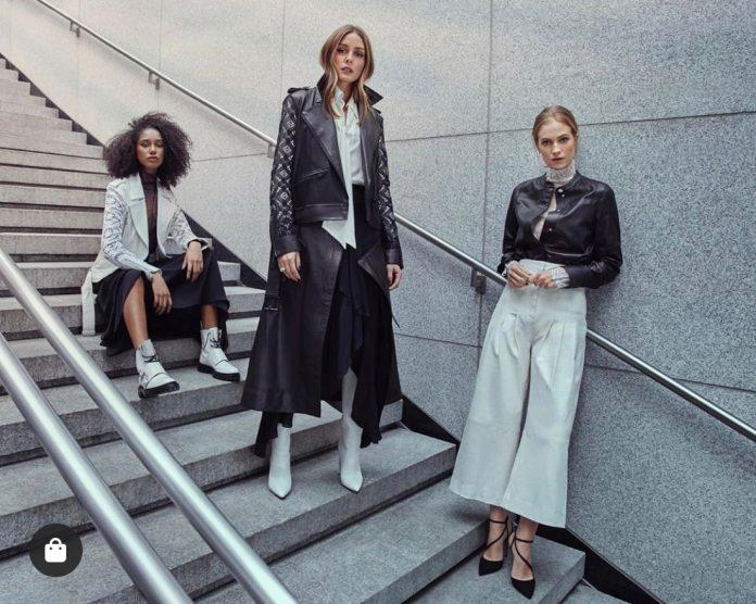 Olivia Palermo Unveils Her Own Fashion Line