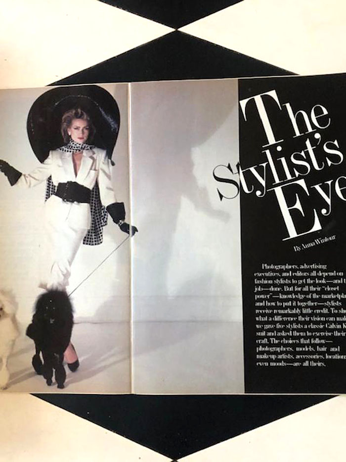 Freddie Leiba: A Fashionable Life