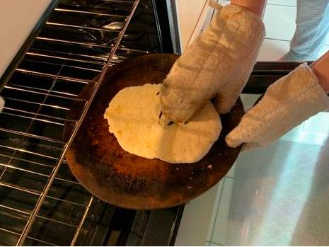 Cooking Matzah in 18 Minutes