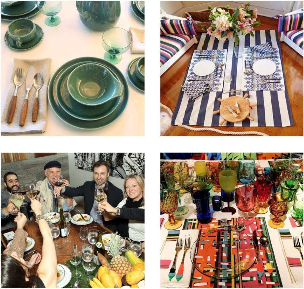 Love Setting a Table? Participate in the Dining for DIFFA Design Challenge!