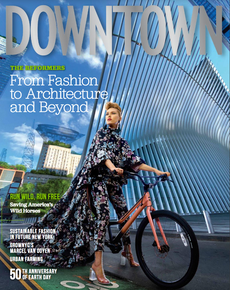 Downtown Magazine 2019 Fall Cover