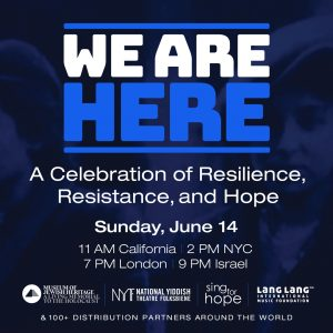 A Celebration of Resilience, Resistance, and Hope