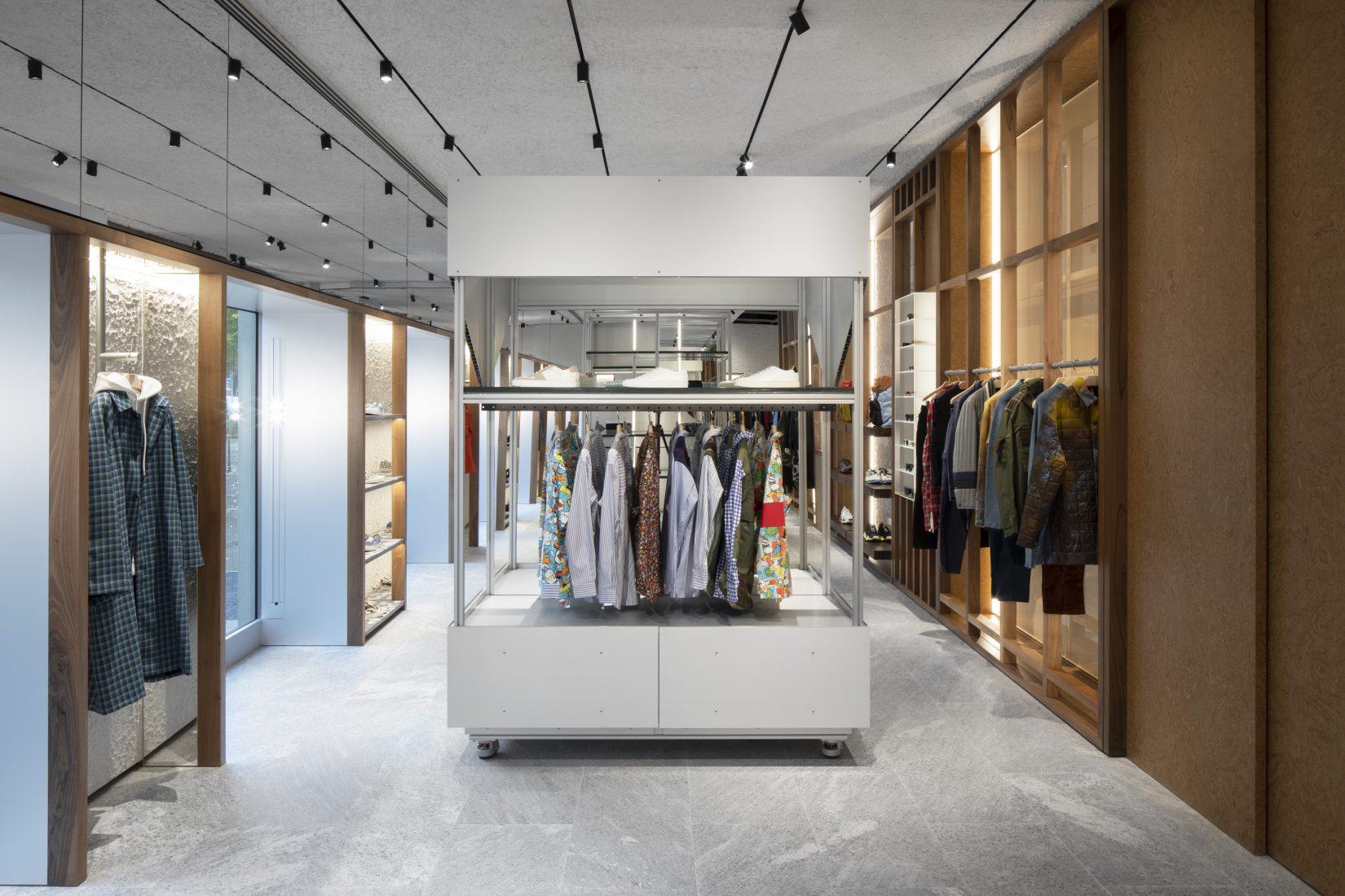 Luxury retail as reimagined by Aldo Carpinteri's vision